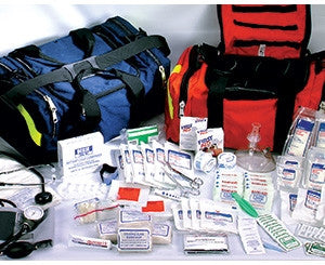First Responder  Fully Stocked Kit - emsexpress.com