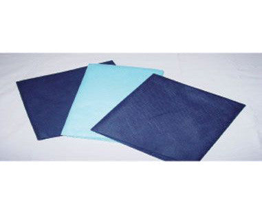 "Non-Woven Fitted Sheet W/Elastic Ends 30"" X 84"" , Case of 25 - emsexpress.com"