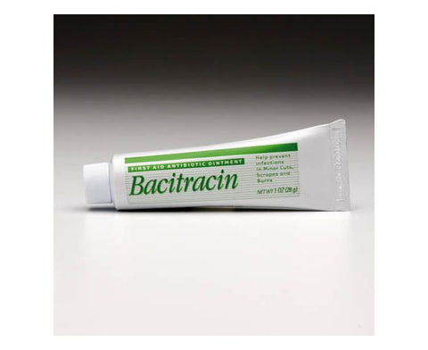 Bacitracin Zinc Ointment - 1 Oz - emsexpress.com