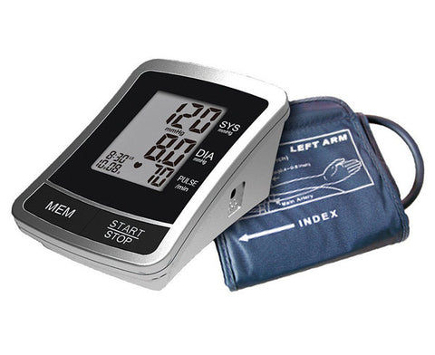Auto Digital Arm Type Blood Pressure Monitor - emsexpress.com