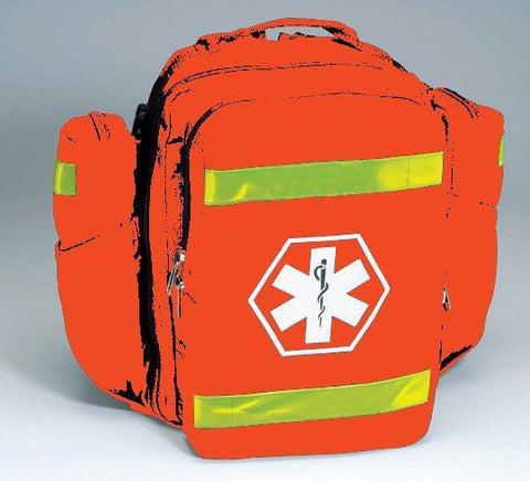 Ultimate O2 Trauma Backpack- Fits D Cylinder - emsexpress.com