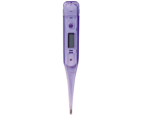 Digital Thermometer, Cool Colors - emsexpress.com
