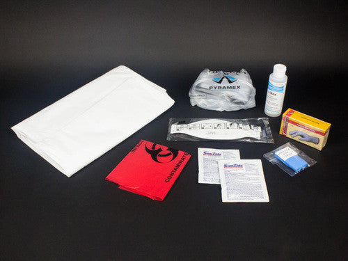 Disposable Ebola Health Protection Kit - emsexpress.com