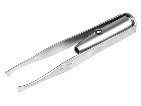 Tweezers with LED Light - emsexpress.com