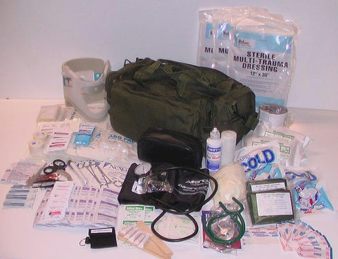 M-39 Medic Kit, Fully Stocked