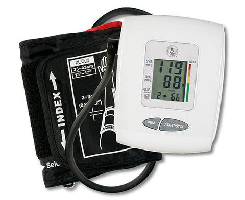 Healthmate® Large Adult Digital Blood Pressure Monitor - emsexpress.com