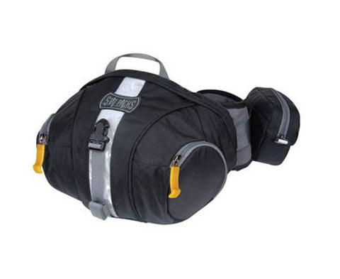 Elevate Waistpack - Black - emsexpress.com