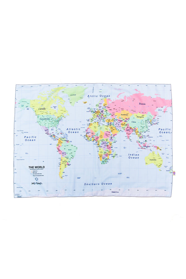 Around the World Blankie