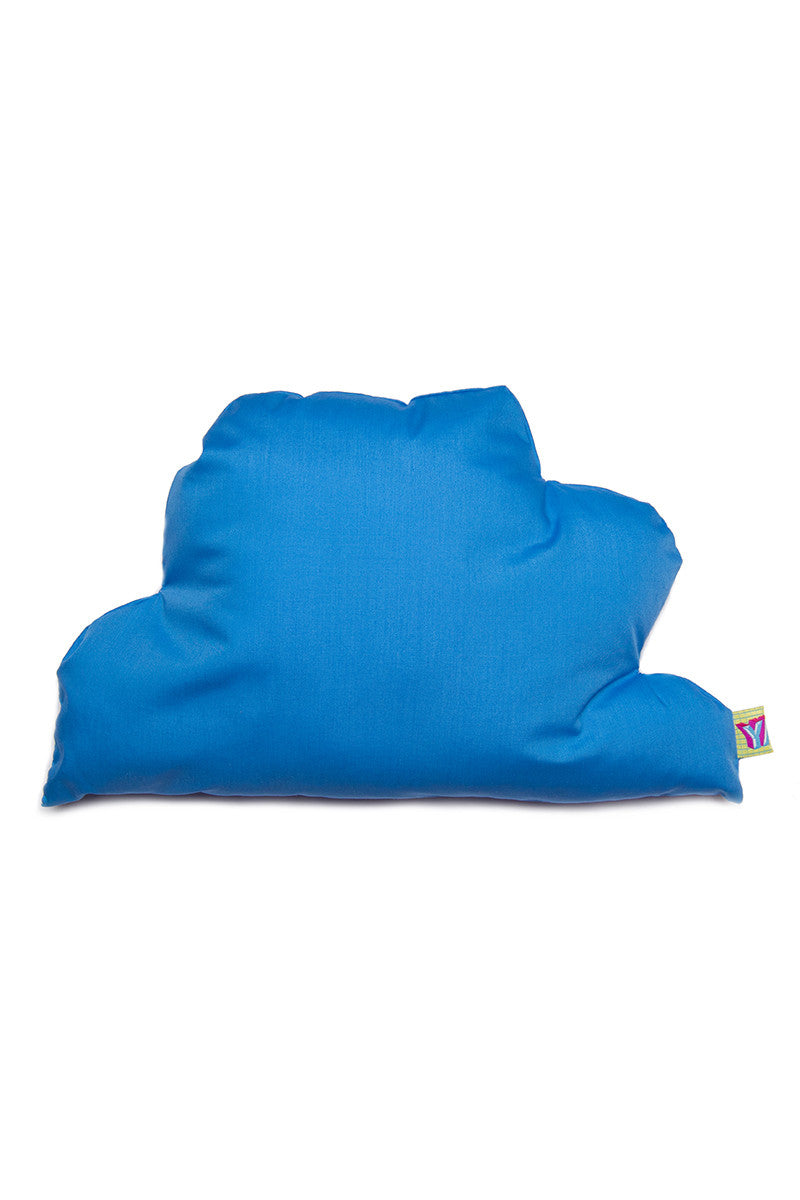 Cloud Pillow / Blue