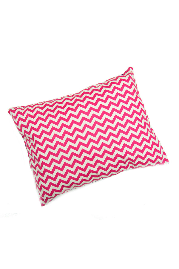 Chevron Pink Pillow