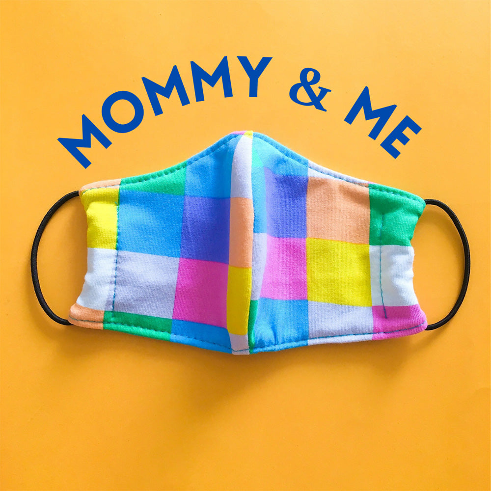Pixelated Mommy & Me combo