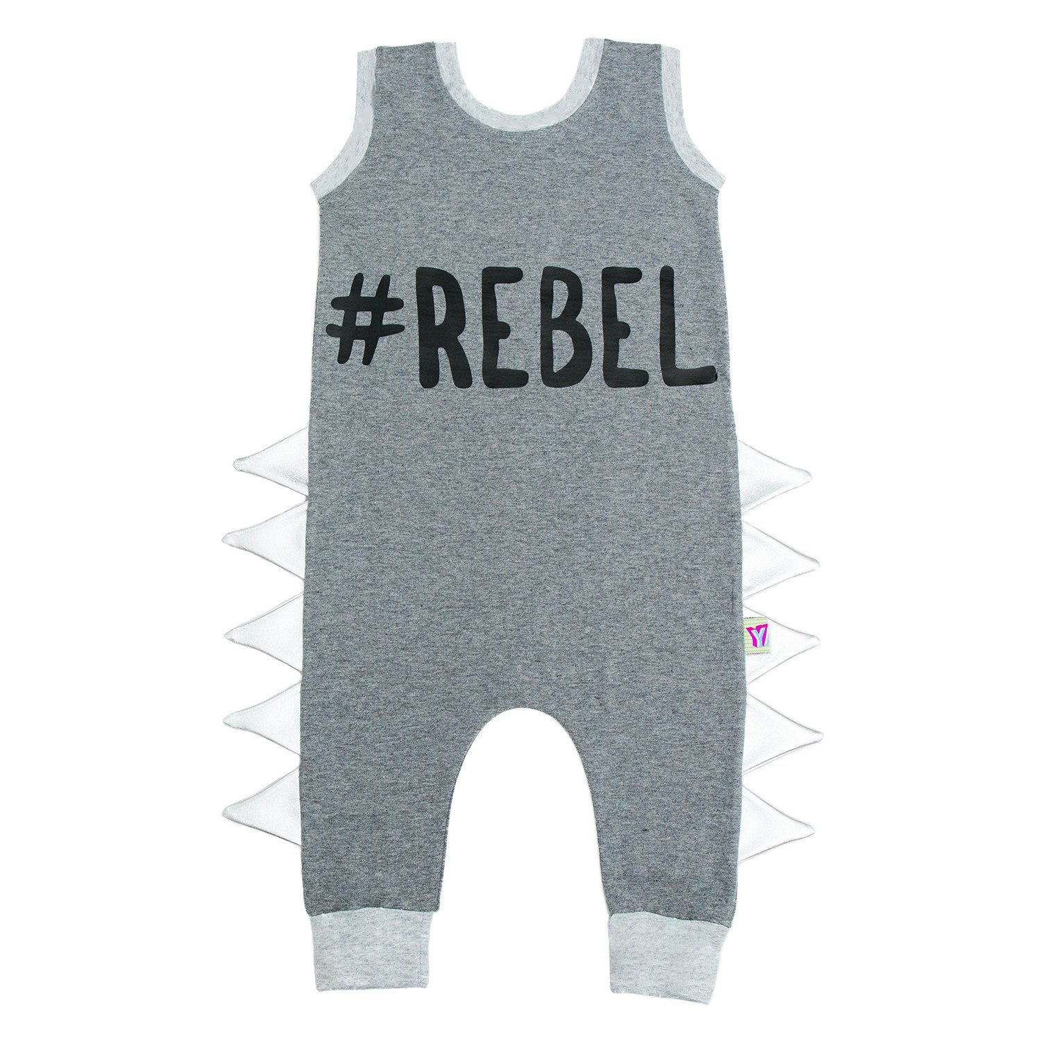 Rebel Spike Romper