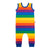 The Rainbow Romper