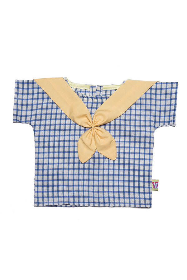 Sailor Top / Blue