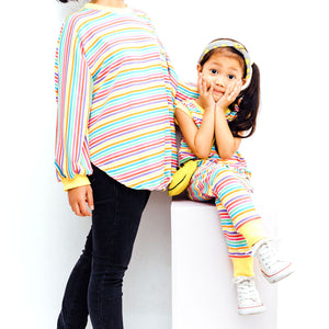 Sunny Stripes Mommy & Me