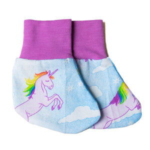 The UNICORN Booties