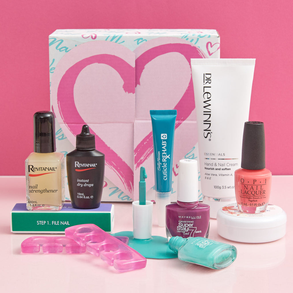 We love Nails Beauty Box