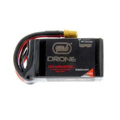 Venom Graphene 75C 4S 650mAh 14.8V Drone Racing LiPo Battery with XT30 Plug