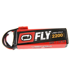 Venom Fly 30C 3S 2200mAh 11.1V LiPo Battery with Flyzone Super Tigre Plug