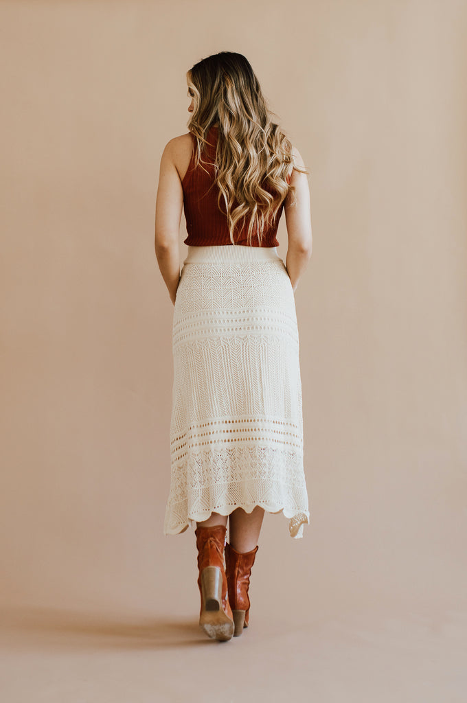 Lost In Thought Skirt