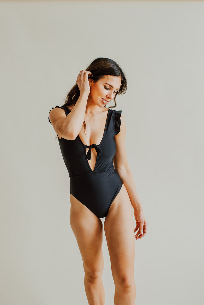 Oasis Swimsuit in Black
