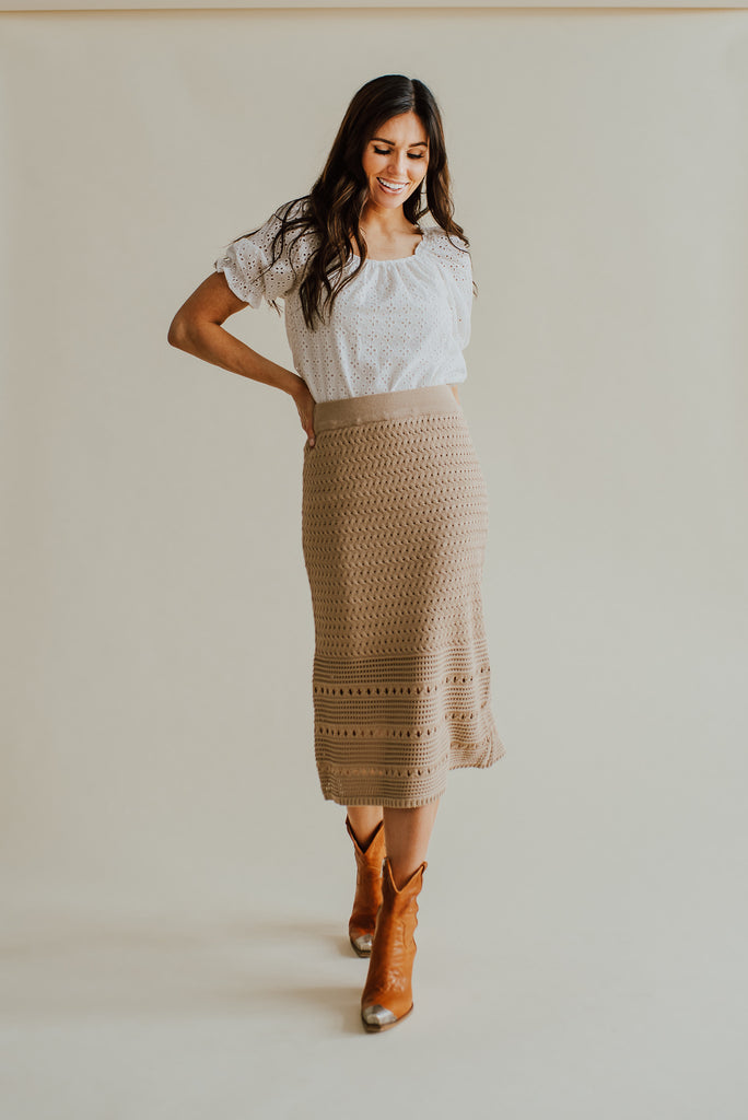Knits Our Favorite Skirt