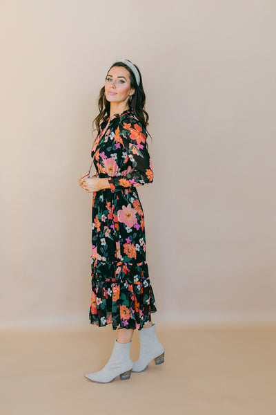Daydreamer Floral Dress