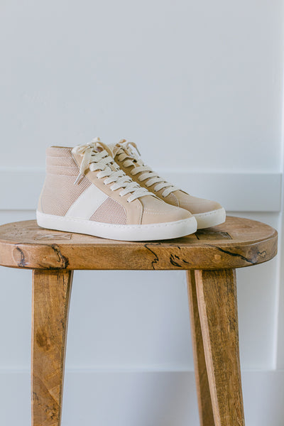 Bree Hightop Sneakers