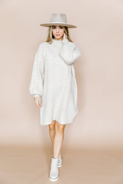 Time Out Sweater Dress