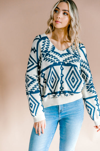 Aspen Lodge Sweater