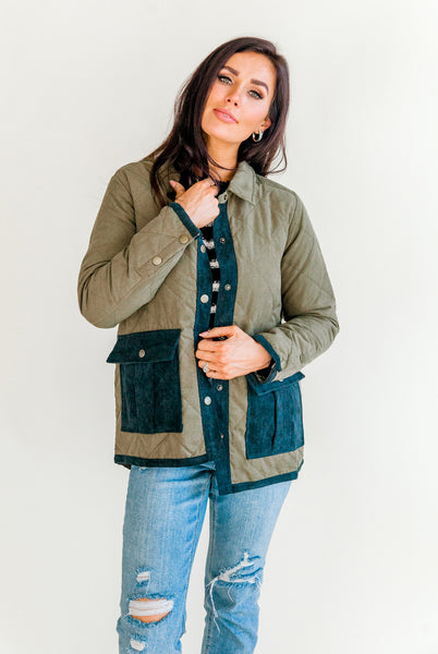 Hattie Quilted Jacket