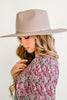 Billie Rancher Hat in Beige