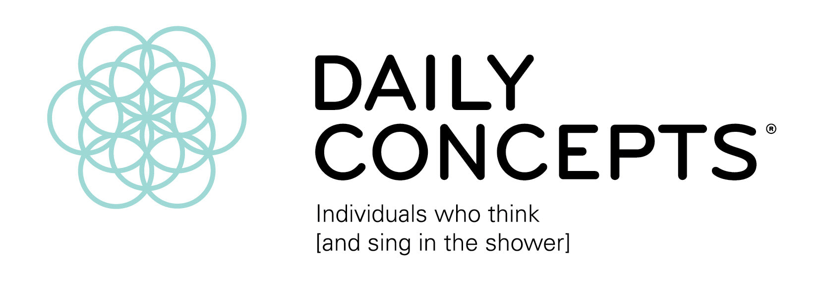 Daily Concepts, Individuals who think and sing in the Shower, cruelty free, vegan