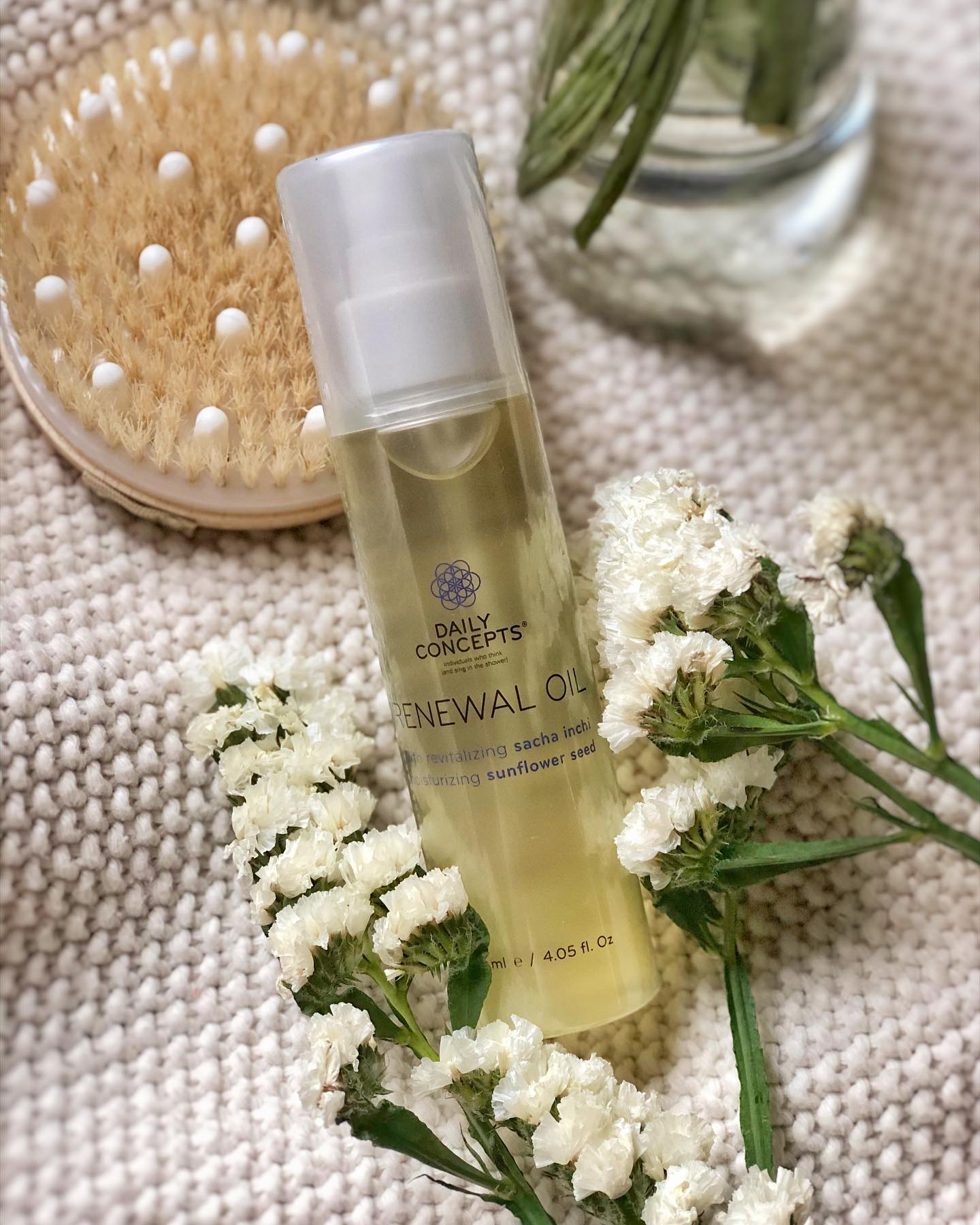 Daily Renewal Oil with Atomizer 120ml