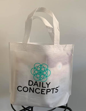 Daily Concept Reusable Retail Bags