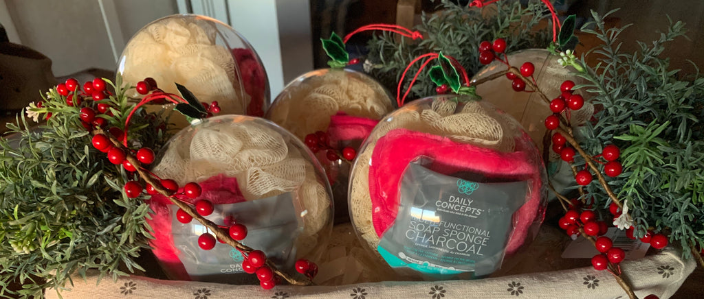 Large Xmas Baubles - choose from 4 options