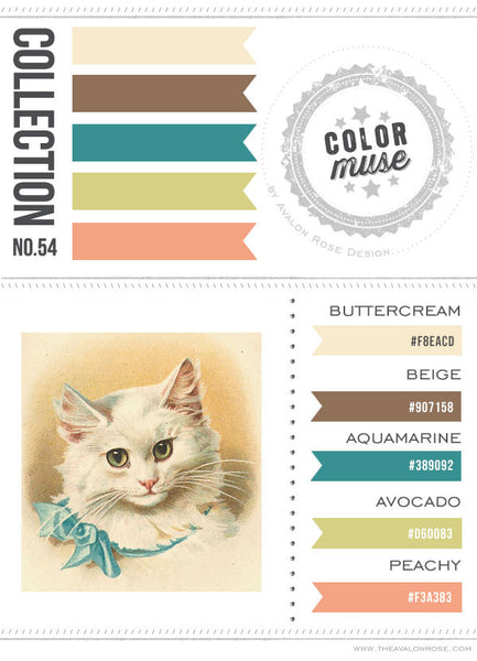 Color Muse: Collection No. 54