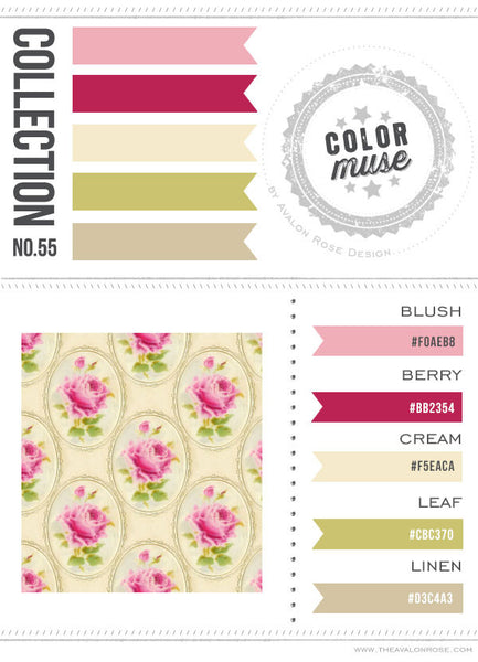 Color Muse: Collection No. 55
