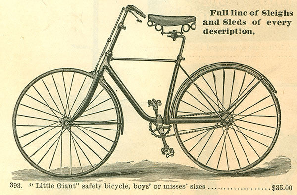 Free Graphic Friday - Vintage Bicycle Graphic