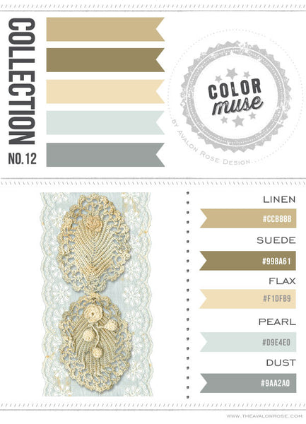 Color Muse: Collection No. 12