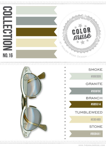 Color Muse: Collection No. 16