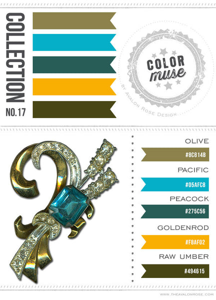 Color Muse: Collection No. 17