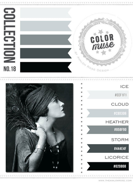 Color Muse: Collection No. 18