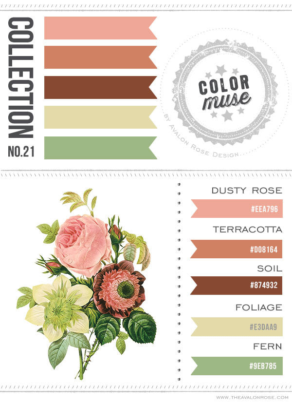 Color Muse: Collection No. 21