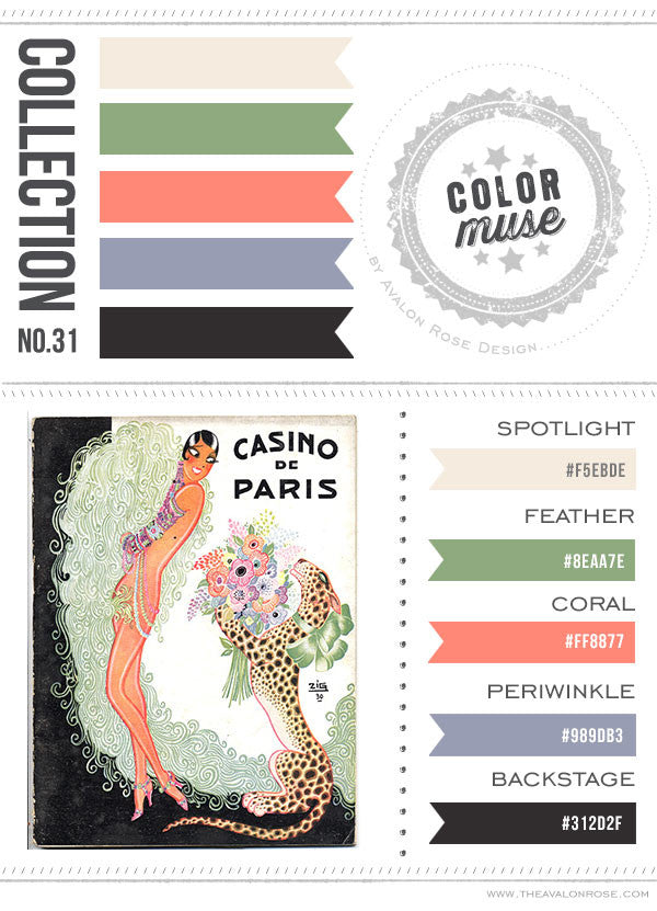 Color Muse: Collection No. 31