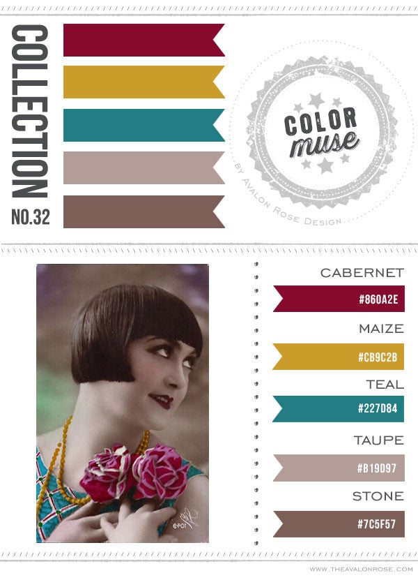 Color Muse: Collection No. 32