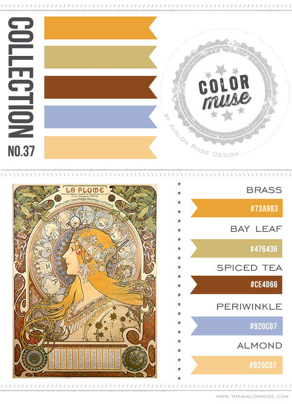 Color Muse: Collection No. 37