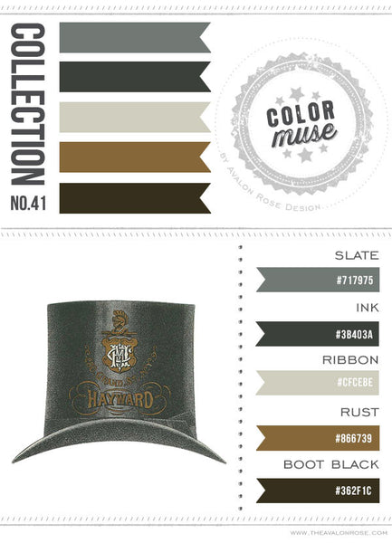 Color Muse: Collection No. 41