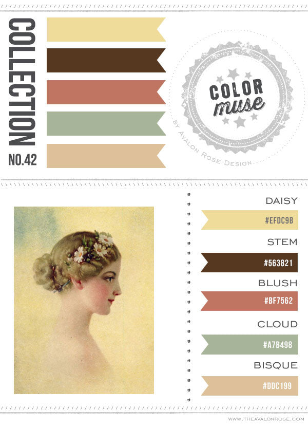 Color Muse: Collection No. 42