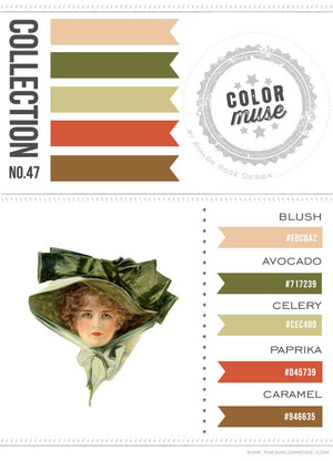 Color Muse: Collection No. 47